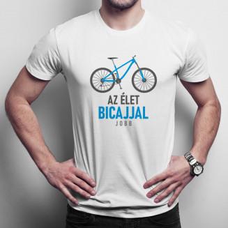 Az élet bicajjal jobb