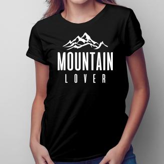 Mountain Lover - Női póló felirattal