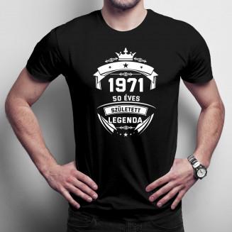 1971 Született legenda 50...