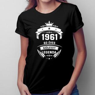 1961 Született legenda 60...