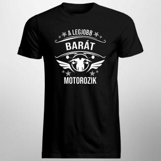 A legjobb barát motorozik