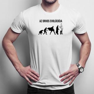 Az orvos evolúciója